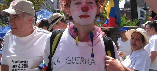Colombia, history that should be history