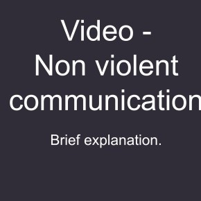 Nonviolent Communication a Brief Introduction
