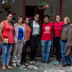 La Merced: a little Colombian town asking for opportunities