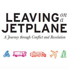 Leaving on a Jet Plane - A journey through Conflict and Resolution